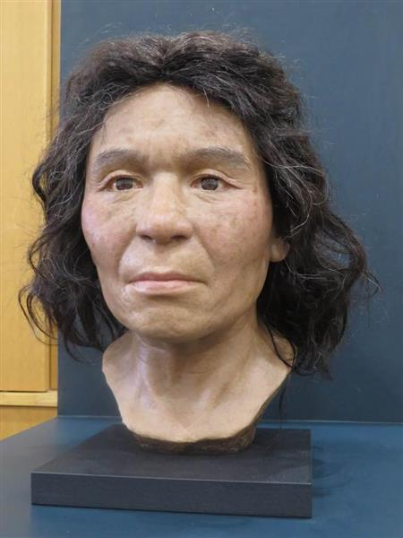 縄文女性の瞳は茶色だった_DNA解析で顔を初復元、国立科学博物館_-_産経ニュース_-_2018-03-13_07.53.22